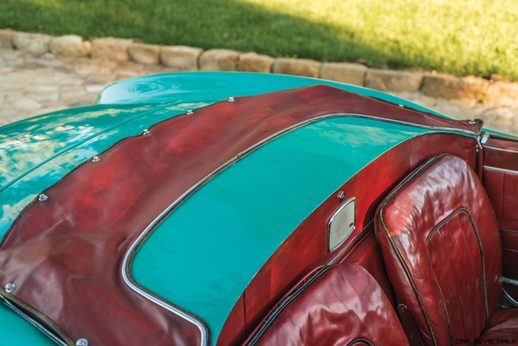 1957 BMW 507 Roadster Series I - RM Sotheby's Villa Erba 2017 15