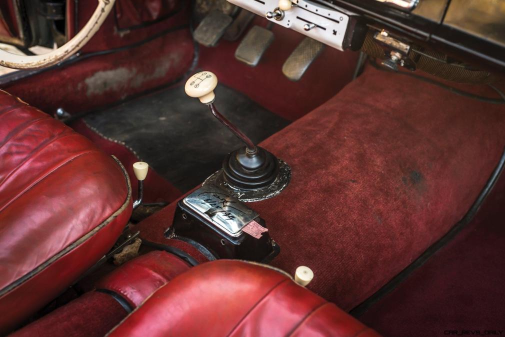 1957 BMW 507 Roadster Series I - RM Sotheby's Villa Erba 2017 33