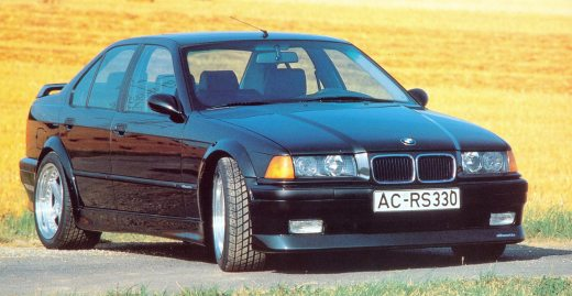 1991_IAA_ACS3_silhouette_E36_Limousine_Front_300dpi_300