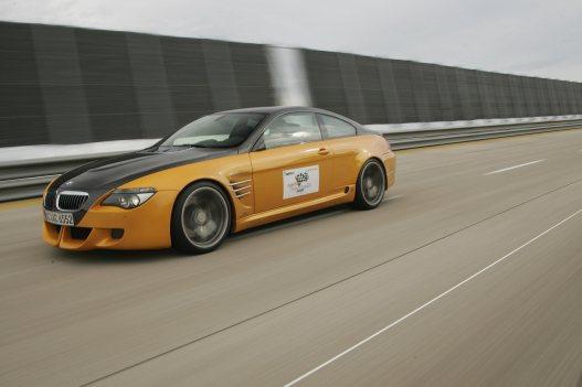 High Speed Event Nardo 2006