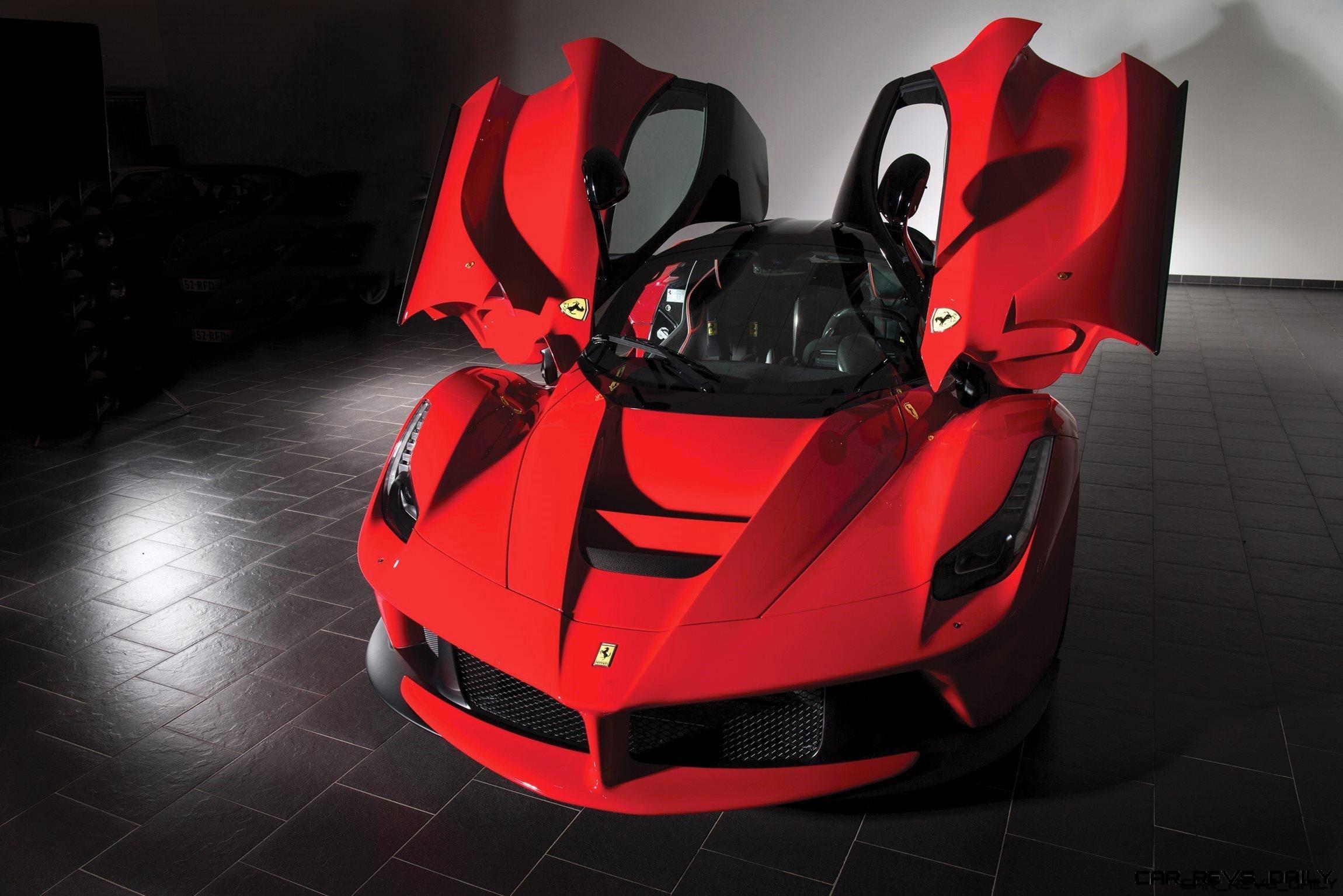 2014 Ferrari LaFerrari 18