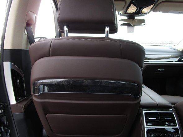 2017 BMW 740e Interior 22