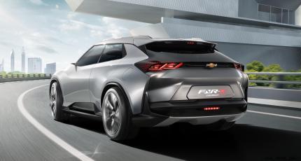 2017 Chevrolet FNR-X Concept 10