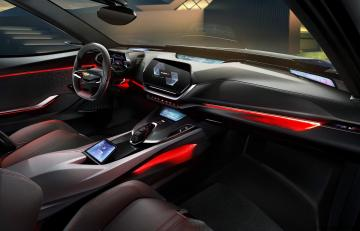 2017 Chevrolet FNR-X Concept 11
