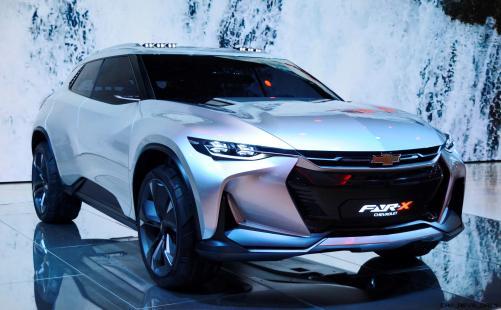 2017 Chevrolet FNR-X Concept 3