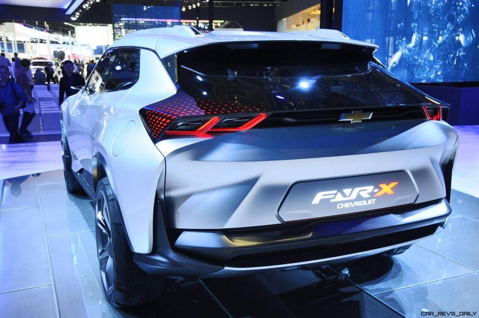 2017 Chevrolet FNR-X Concept 6