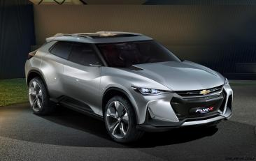 2017 Chevrolet FNR-X Concept 9