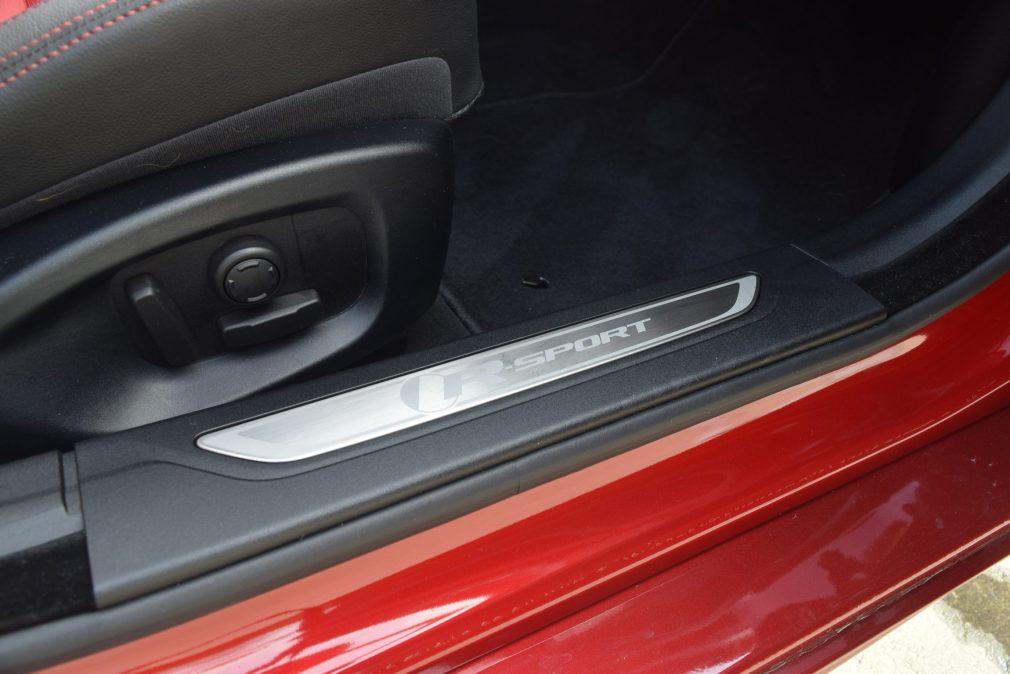 2017 Jaguar XF 35t AWD R-Sport 49