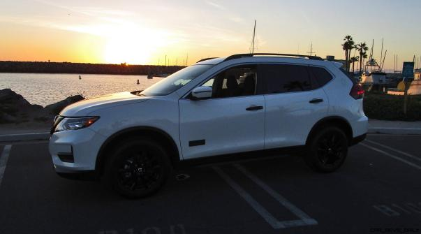 2017 Nissan ROGUE ONE Star Wars Edition 8