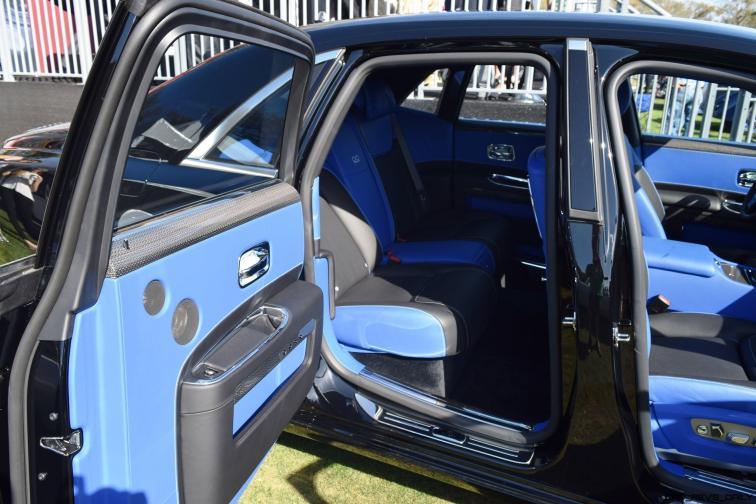2017 Rolls-Royce Black Badge GHOST II 1
