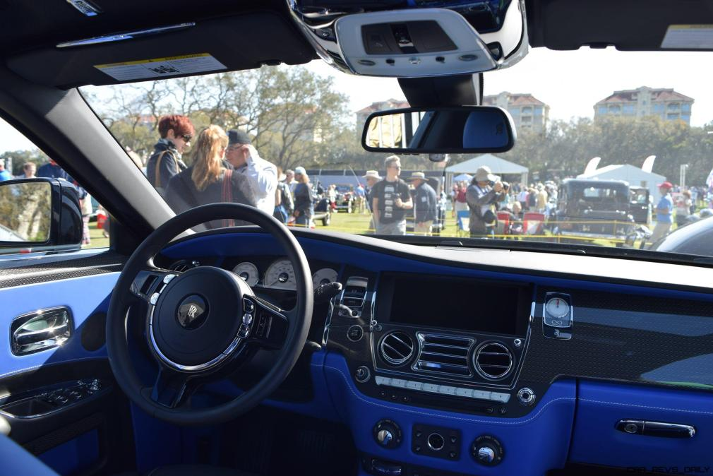 2017 Rolls-Royce Black Badge GHOST II 8