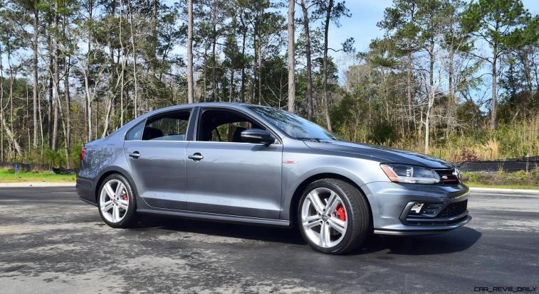 2017 VW Jetta GLI DSG Automatic - HD Road Test Review 24