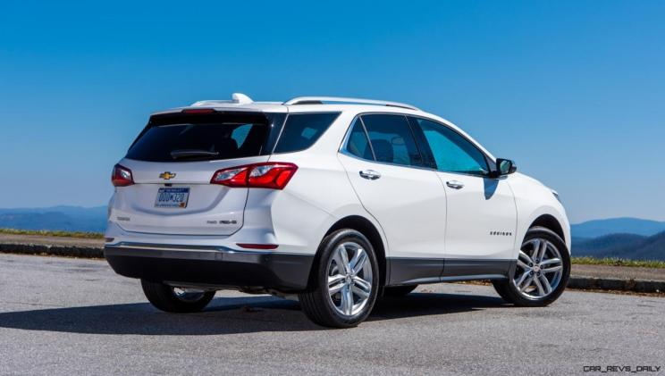 2018 Chevrolet EQUINOX 1.5T Premier 1
