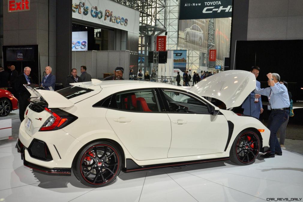 2018 Honda Civic Type R USA1 copy