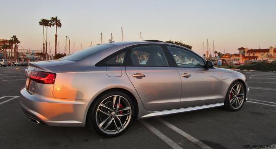 2017 Audi A6 Sedan 3.0T EXTERIOR 7