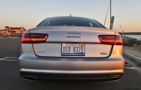 2017 Audi A6 Sedan 3.0T EXTERIOR 8