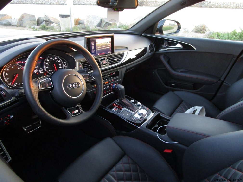 2017 Audi A6 Sedan 3.0T INTERIOR 1