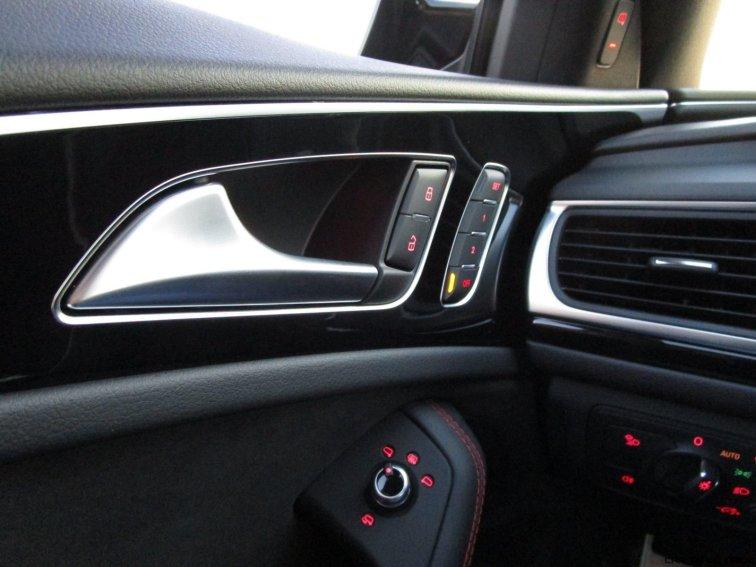2017 Audi A6 Sedan 3.0T INTERIOR 23