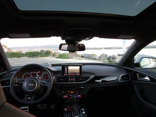 2017 Audi A6 Sedan 3.0T INTERIOR 5
