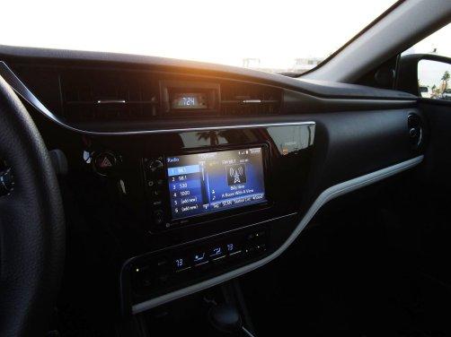 2017 Toyota Corolla iM INTERIOR PHOTOS 5