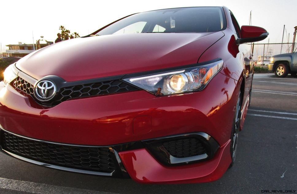 2017 Toyota Corolla iM Review 1