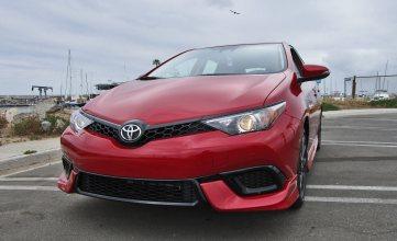 2017 Toyota Corolla iM Review 8
