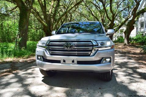 2017 Toyota LAND CRUISER Oak Driveway 21