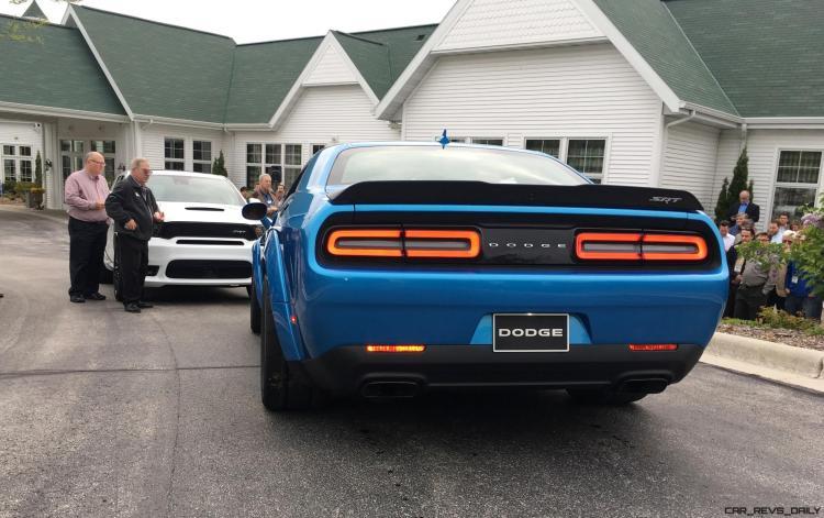 2018 Dodge DEMON SRT Challenger 10