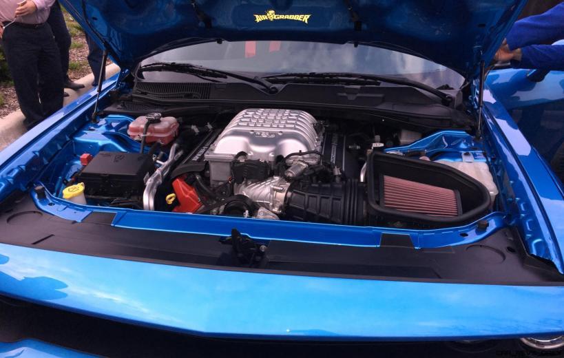 2018 Dodge DEMON SRT Challenger 17