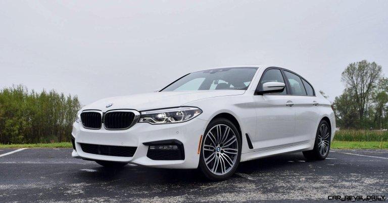 2017 BMW 540i 10