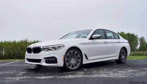 2017 BMW 540i 11