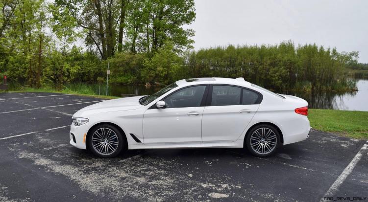 2017 BMW 540i 16
