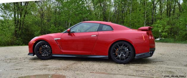 2017 Nissan GT-R Review 35
