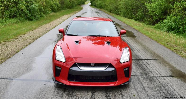 2017 Nissan GT-R Review 52