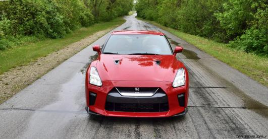2017 Nissan GT-R Review 56