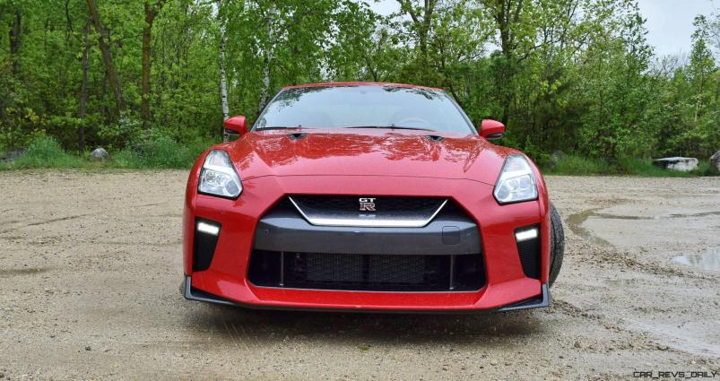 2017 Nissan GT-R Review 7