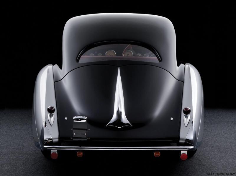 1937 Talbot-Lago T150-C SS 9