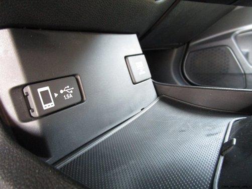 2017 Honda Civic Si Sedan INTERIORS 28