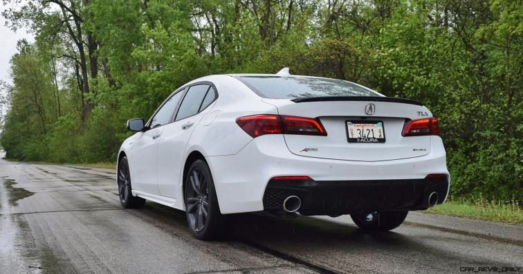 2018 Acura TLX A-Spec 16