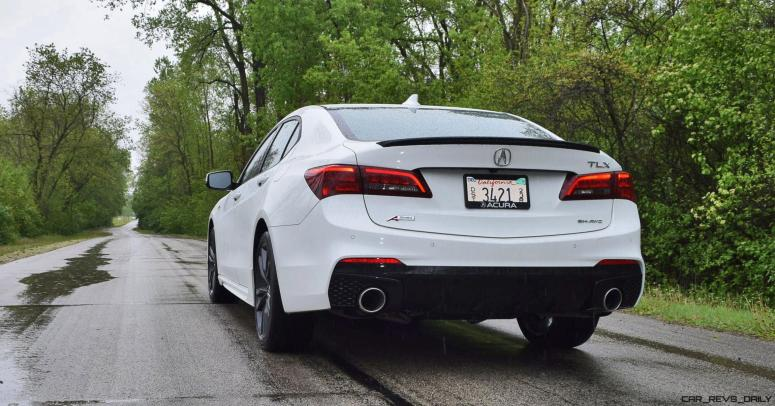 2018 Acura TLX A-Spec 17