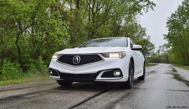 2018 Acura TLX A-Spec 26