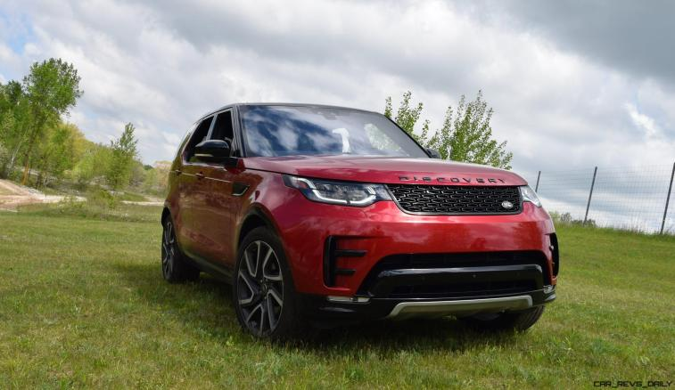 2018 Land Rover DISCOVERY 22