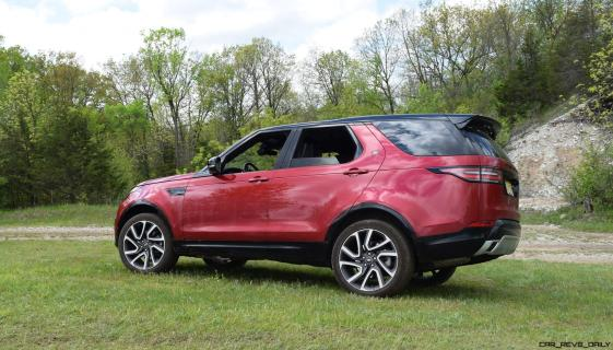 2018 Land Rover DISCOVERY 25