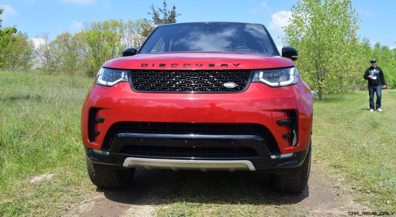 2018 Land Rover DISCOVERY 6
