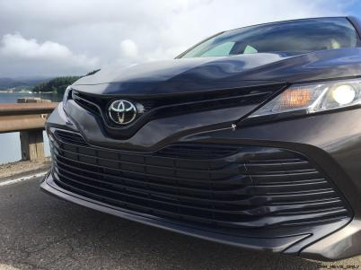 2018 Toyota Camry LE By Zeid Nasser 9