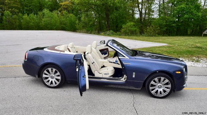 Rolls-Royce DAWN EXTERIORS 12