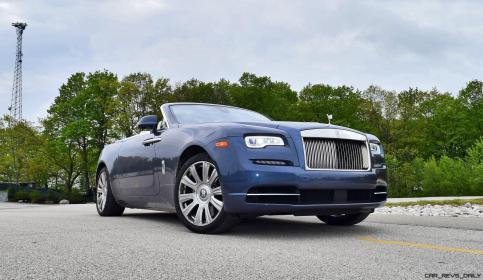 Rolls-Royce DAWN EXTERIORS 16