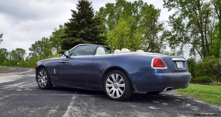 Rolls-Royce DAWN EXTERIORS 38