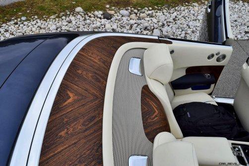 Rolls Royce Dawn INTERIORS 13