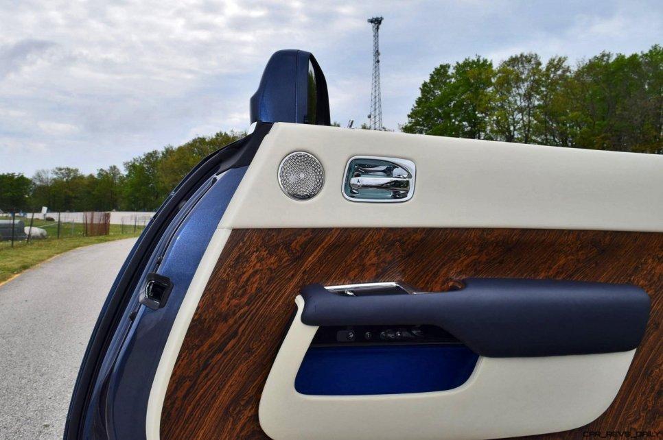 Rolls Royce Dawn INTERIORS 3